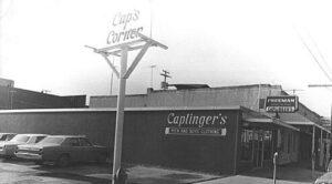 Cap's Corner